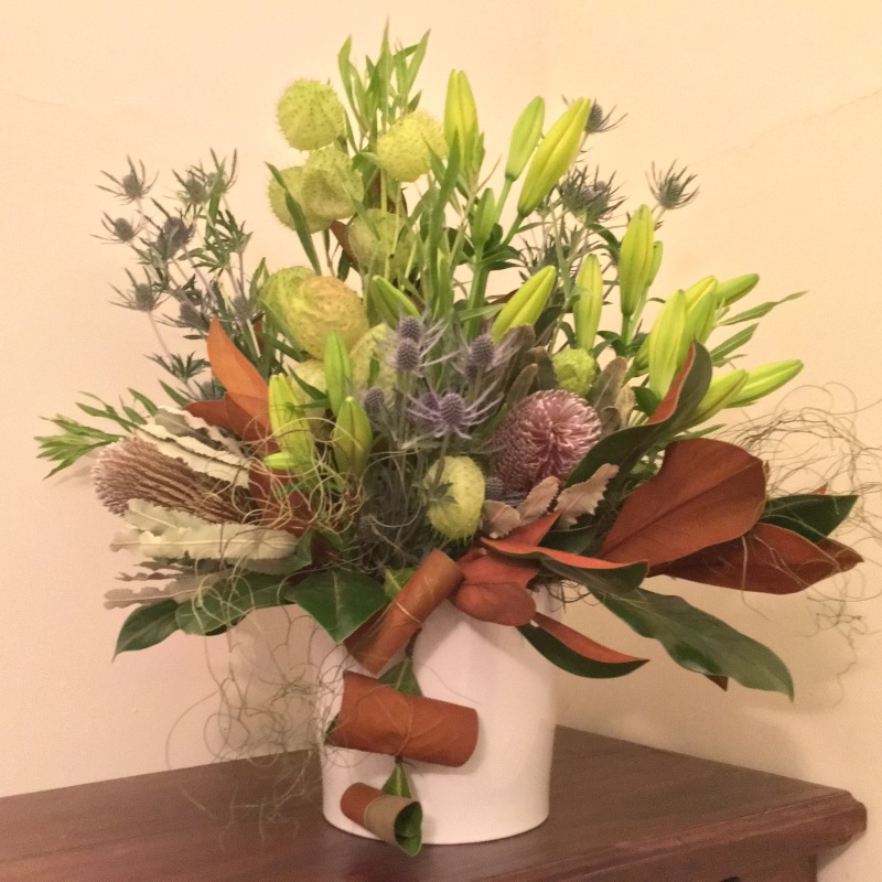 Touch of native ,Corporate flowers