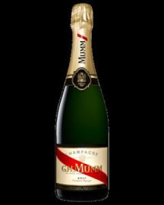 Mumm Cordon Rouge Brut 750ml-Flowers Melbourne City