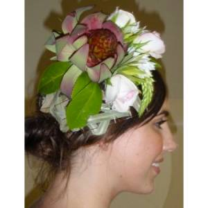 Large Modern Hairpiece